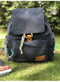Man Fashion Canvas  Backpack