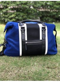 Poly Mesh  Fashion Travel Bag
